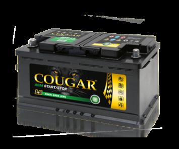Аккумуляторы COUGAR AGM